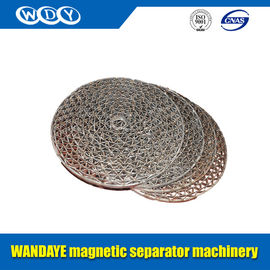 Mineral Processing Magnetic Separator Machine Magnetic Field Strength 3T Dry powder